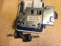FIC latch with code